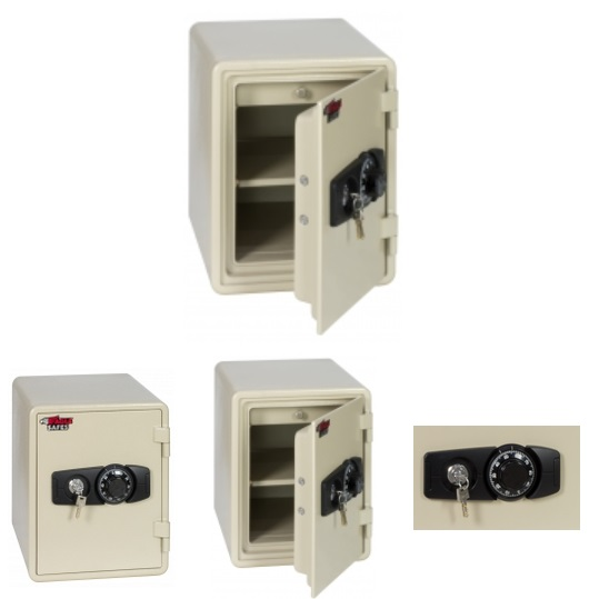 Combination Dials & Keylock Safes