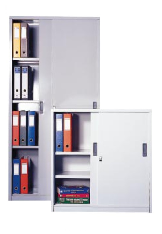 Metal Sliding Cupboard