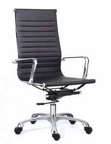 high back Leather Chair